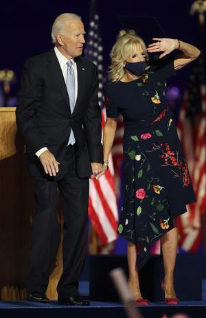 Фото №13 - Стиль Джилл Байден: как одевается новая Первая леди США