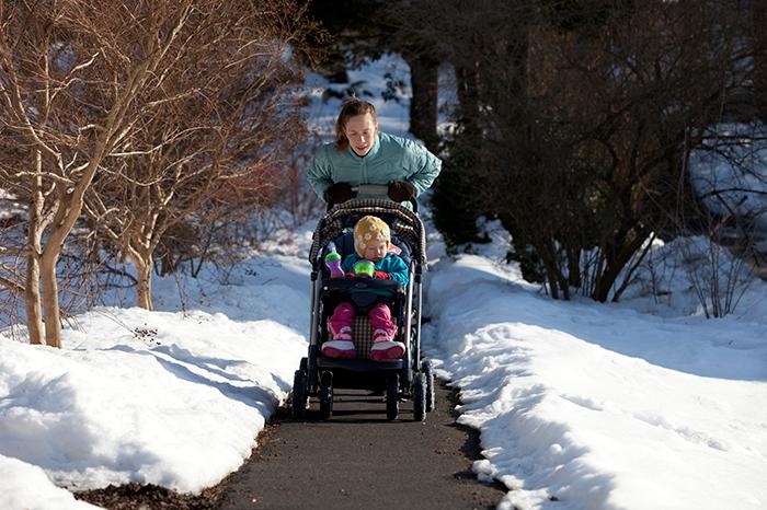 Фото №5 - Вход с колясками воспрещен?