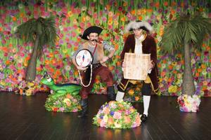 Фото №6 - Театр «Кураж» дарит маленьким зрителям «День в театре»
