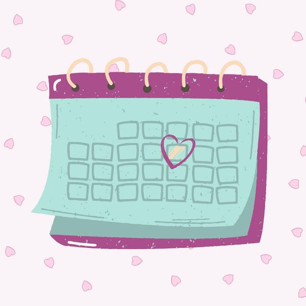 Фото №1 - Гадание на календаре: Через сколько дней ты встретишь свою любовь?