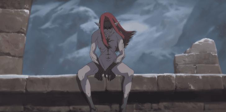 Фото №7 - Самые крутые персонажи в аниме от Netflix «Ведьмак: Кошмар волка»