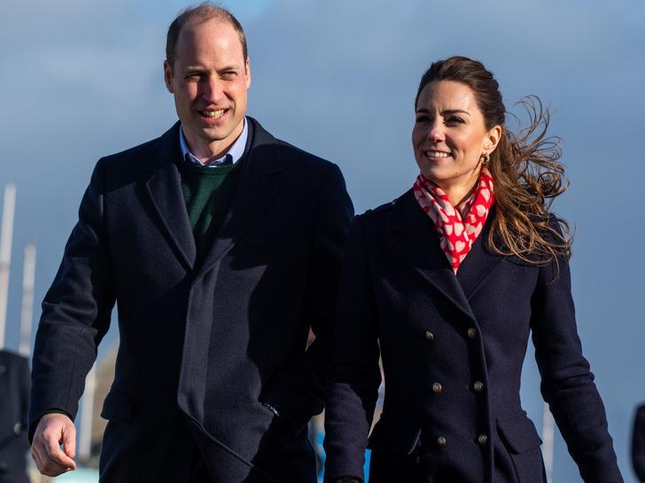 Фото №1 - Испытание чувств: как изменились отношения Кейт и Уильяма за непростой для Виндзоров год
