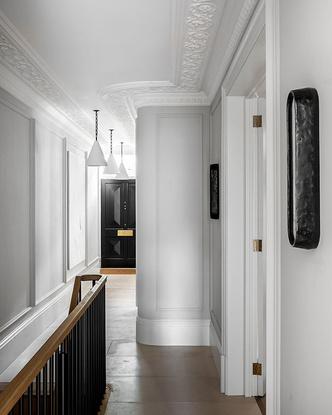 Фото №9 - Таунхаус в неоклассическом стиле с яркими деталями в Ноттинг-Хилл