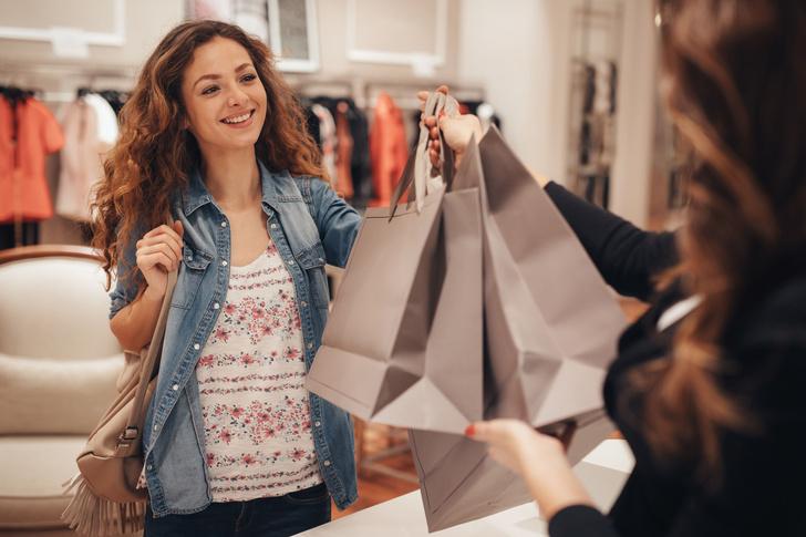 Фото №3 - Личный опыт: почему я никогда не пойду на шопинг в России