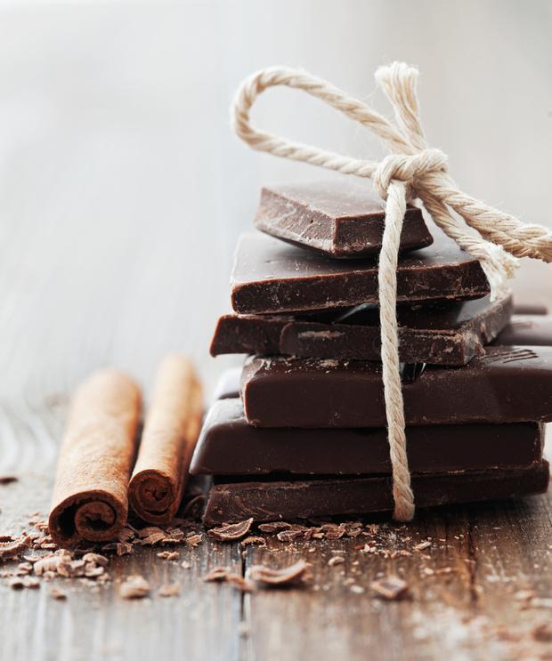 Фото №1 - Употребление темного шоколада снижает риск сердечно-сосудистых заболеваний