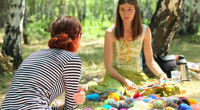 Почему я плету индейские мандалы