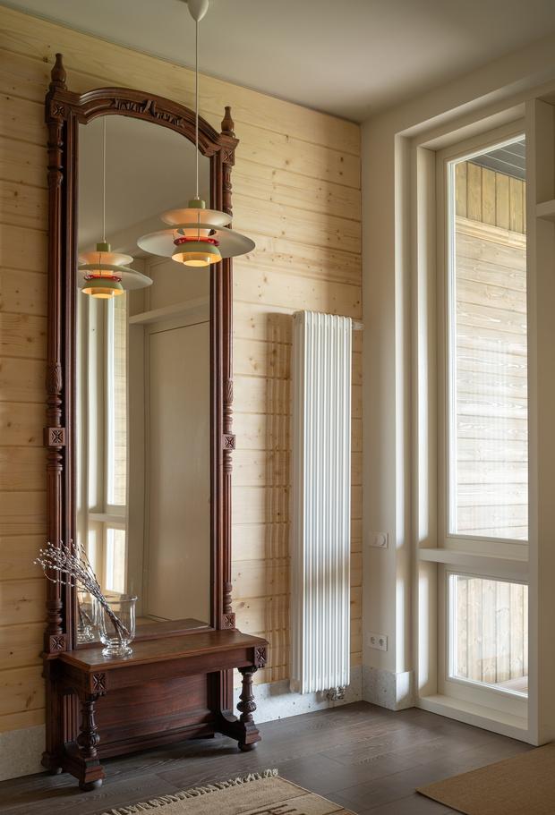 Фото №21 - Современная дача в деревянном доме в Суздале