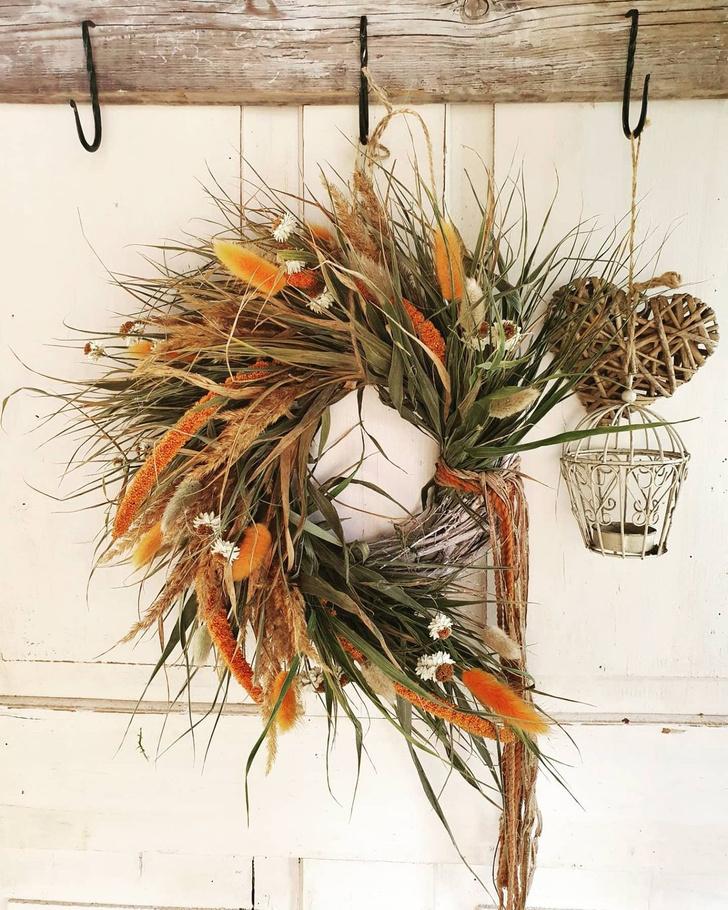 Фото №8 - Осеннее настроение в доме: примеры из реальных интерьеров