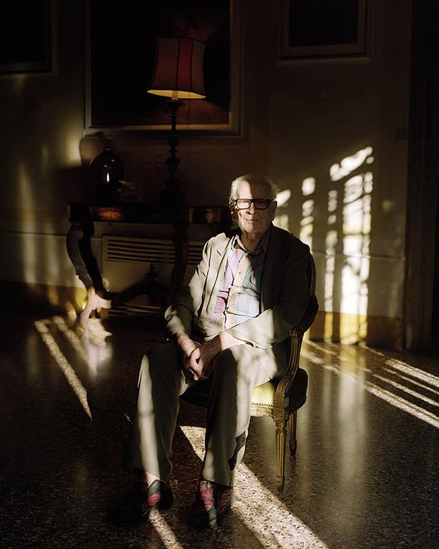 Фото №16 - Как жил Пьер Карден: все дома легендарного кутюрье