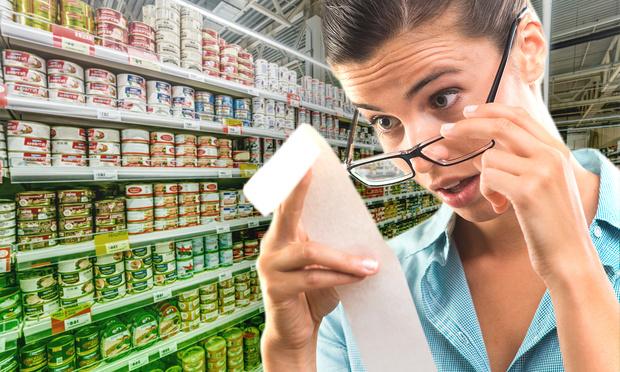 Фото №1 - Россиянка нашла свои старые чеки за продукты, сравнила цены с нынешними и поразилась