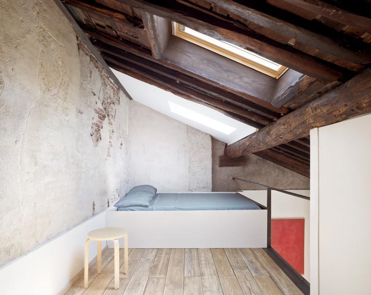 Фото №5 - Квартира с террасой в историческом центре Генуи