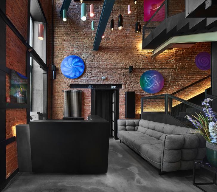 Фото №2 - Дизайн-отель, галерея, арт-резиденция: как современное искусство заняло 4 этажа Wynwood