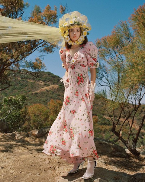 Фото №4 - Где найти такое же платье, как у Селены Гомес в новом клипе De Una Vez
