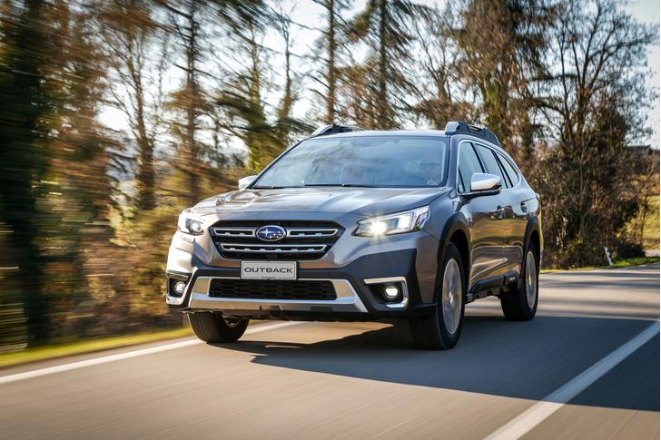Фото №1 - Чем удивил новый Subaru Outback кроме цены