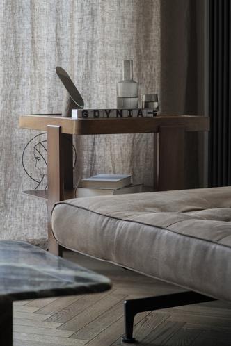 Фото №4 - Квартира 45 м² с винтажной мебелью в Гданьске