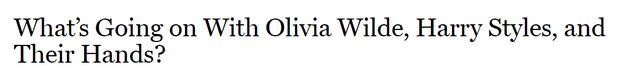 Фото №1 - Кажется, у Гарри Стайлса роман с Оливией Уайлд 🤯