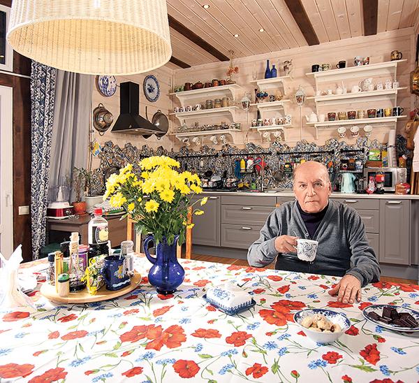 Фото №9 - Лев Дуров рассказал, какие сокровища хранит в доме