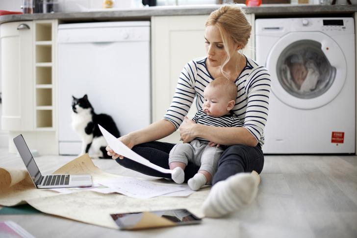 Фото №2 - «Рабочая» мама: как справиться с чувством вины