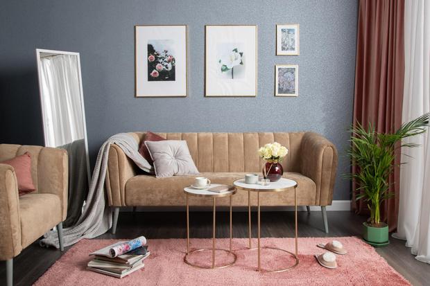 Фото №2 - My Space: Как вдохнуть новую жизнь в квартиру со старой мебелью