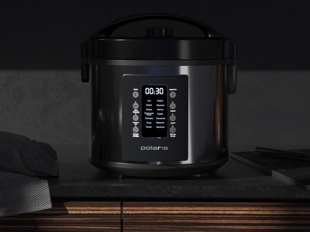 Фото №1 - Знакомься: мультиварка от Polaris, которая сделает тебя шефом на собственной кухне