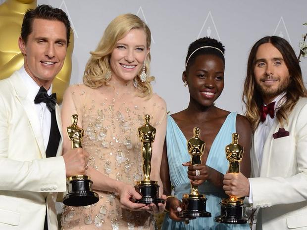 Фото №2 - Джаред Лето потерял свой «Оскар» 😅