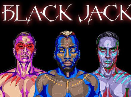 BLACK JACK — новая интернациональная музыкальная группа