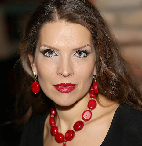 Ксения Курочкина, дизайнер, ювелир, фото