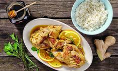 Цыпленок в кисло-сладком маринаде