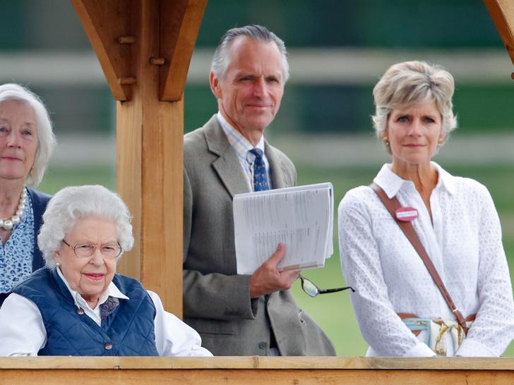 Фото №7 - Ближний круг Ее Величества: с кем дружит Королева (и дружит ли вообще)