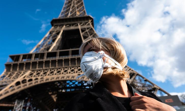 Фото №1 - Карта: самые жесткие локдауны в Европе из-за второй волны коронавируса