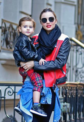 Фото №15 - Модные с пеленок: как звезды одевают своих детей