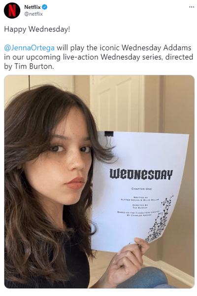 Фото №2 - «Уэнсдей»: Что мы знаем о первом сериале Тима Бёртона для Netflix? 💀