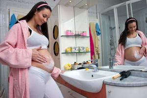 Фото №1 - Уход за кожей во время беременности