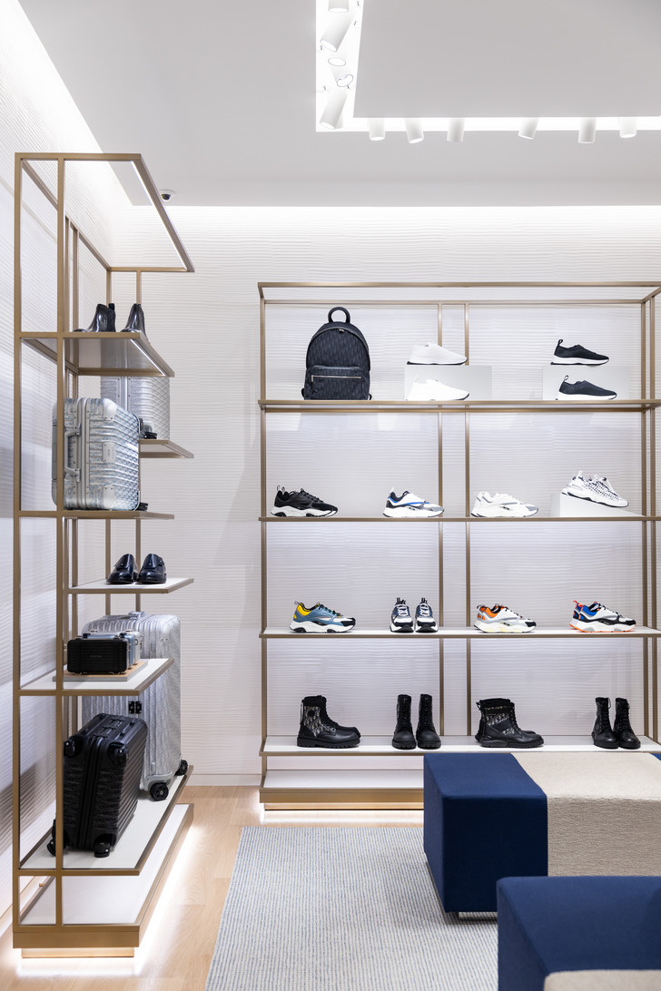Фото №5 - Новый бутик Dior Men в Москве
