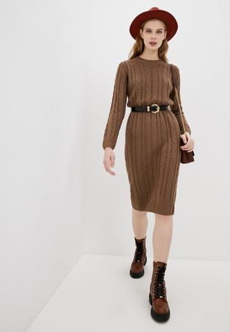 Фото №16 - 20 самых модных теплых платьев на осень и зиму 2021