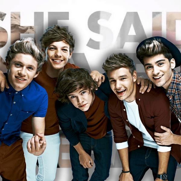 Фото №1 - Quiz: Сможешь ли ты угадать песню One Direction по строчке из песни? 😎