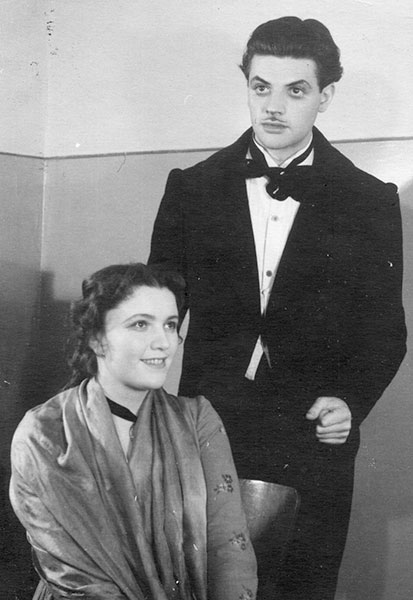 Фото №6 - 100 лет Щуке: редкие фото известных актеров