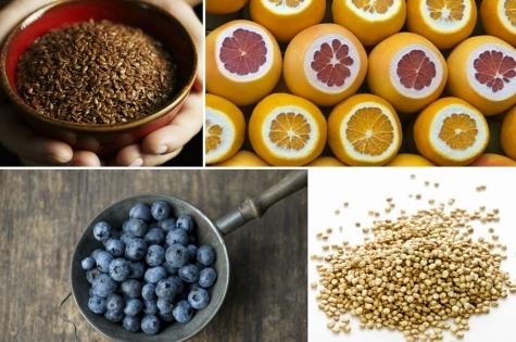Что приготовить на завтрак: семена и амарант