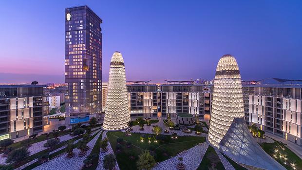 Фото №2 - Banyan Tree Doha: новый отель в Дохе по дизайну Жака Гарсии