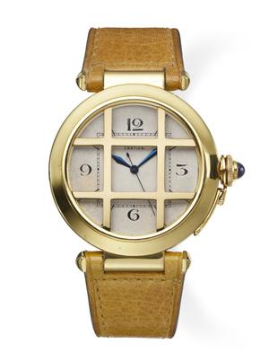 Фото №2 - История одних часов: таймлайн Pasha de Cartier от первого заказчика, паши Марракеша, до последних новинок