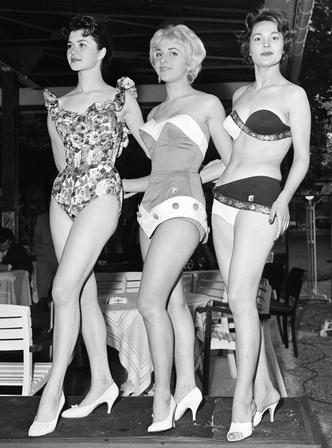 Фото №7 - Бикини: эволюция самого скандального купальника в истории