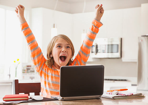 Фото №1 - Приучаем ребенка делать уроки самостоятельно