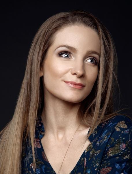 Мария Алексеева - красноярская театральная актриса
