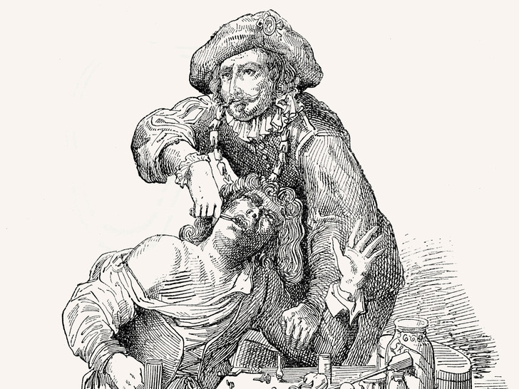 Фото №2 - Темные времена: самые жуткие правила гигиены Средневековья