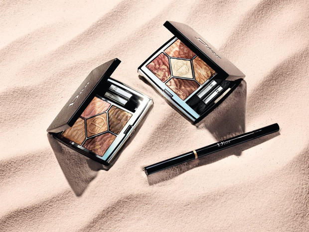 Фото №2 - Natural Dune: 7 незаменимых средств для летнего макияжа в стиле Dior
