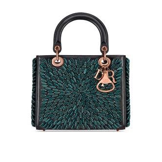 Фото №2 - Искусство и мода: проект Lady Dior Art показал новые версии легендарной сумки