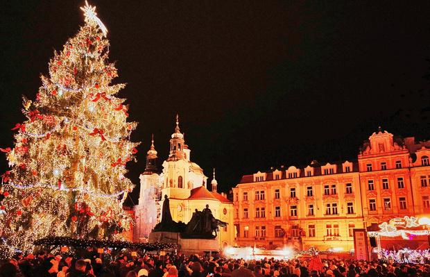 Фото №9 - Самые красивые рождественские ярмарки в Европе: 15 городов