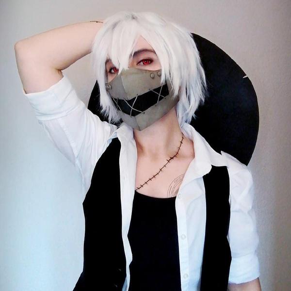 Фото №14 - 20 костюмов на Хэллоуин, которые можно носить с маской