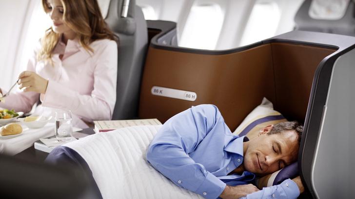 Фото №3 - Пять причин полюбить последний ряд в самолете