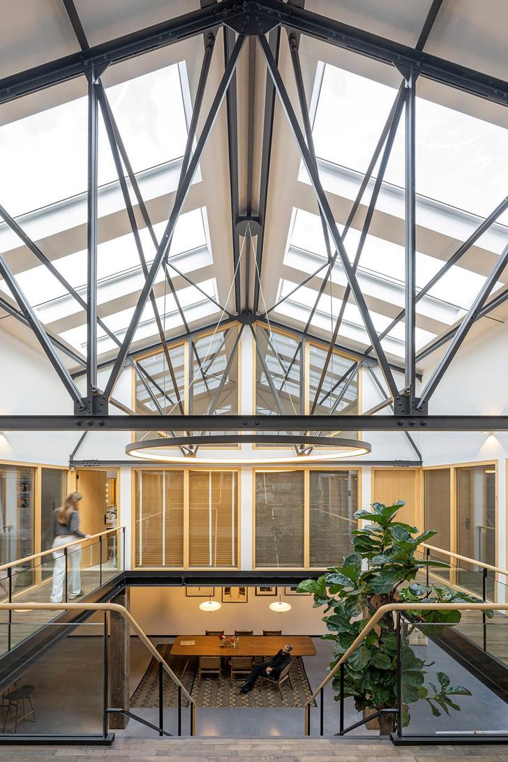 Фото №8 - Апартаменты в старом спортивном зале в Амстердаме